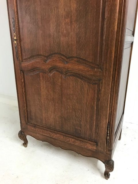 Vintage  French Armoire / Wardrobe - g12